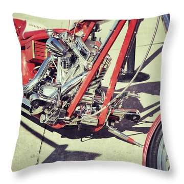 Snap On Throw Pillow