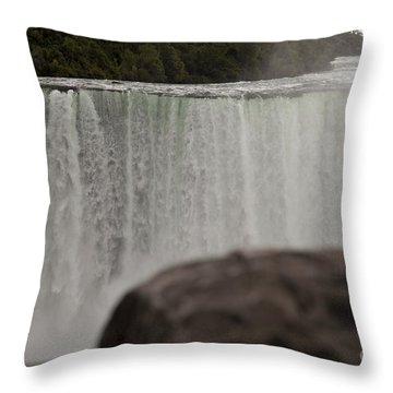 So Close And So Far Throw Pillow by Amanda Barcon