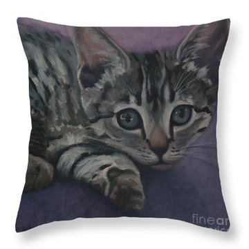 Soffe Throw Pillow