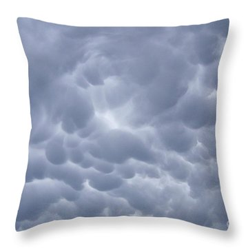 Something Wicked This Way Comes Throw Pillow by Dorrene BrownButterfield