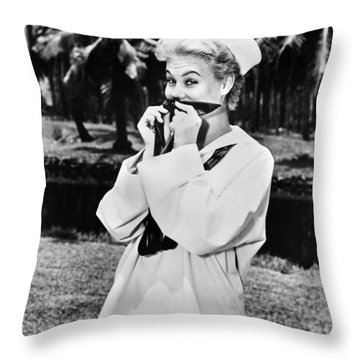South Pacific, 1958 Throw Pillow by Granger