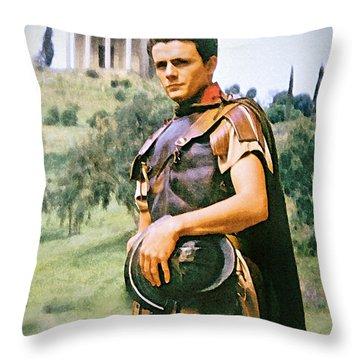 Spartacus Throw Pillow