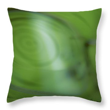 Spinner Vision Throw Pillow by Vicki Ferrari Photography