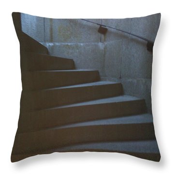 Spiral Throw Pillow by Shana Rowe Jackson