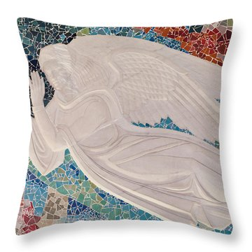 Spiritual Guidance Throw Pillow