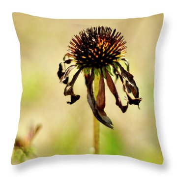 'stand Strong' Throw Pillow