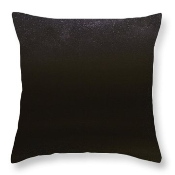 Stars Over Little Spencer Throw Pillow by Brent L Ander