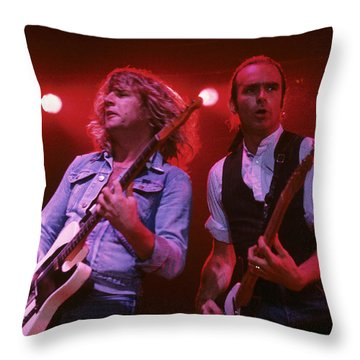 Status Quo Throw Pillow