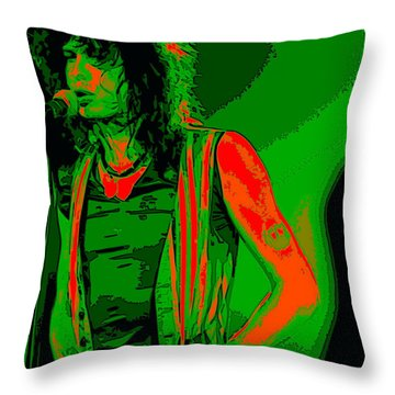 Steven In Spokane 1c Throw Pillow