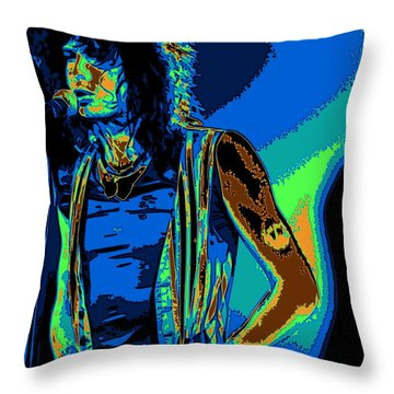 Steven In Spokane 1e Throw Pillow