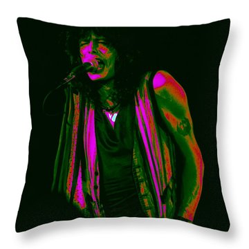 Steven In Spokane 6a Throw Pillow