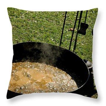 Stone Soup Throw Pillow by LeeAnn McLaneGoetz McLaneGoetzStudioLLCcom