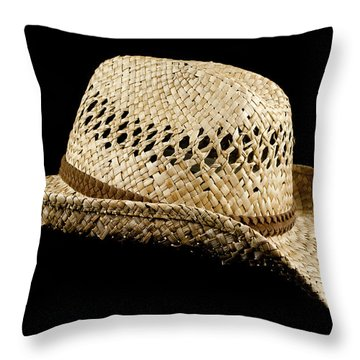 Cowboy Hat Throw Pillows