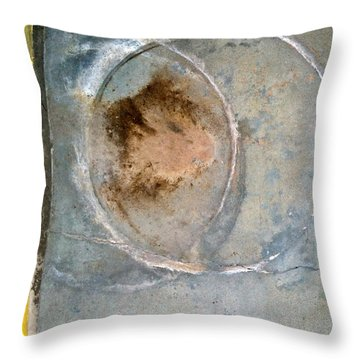 Streets Of La Jolla 15 Throw Pillow by Marlene Burns