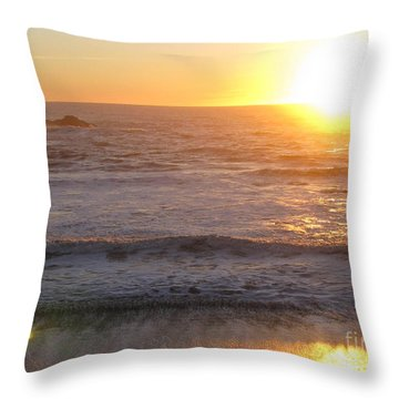 Throw Pillow featuring the photograph Strength by Tina Marie