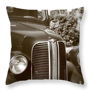 Sunday Afternoon Throw Pillow
