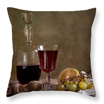 Flask Throw Pillows
