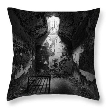 Sweet Deams Throw Pillow by Andrew Paranavitana