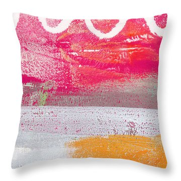 Sweet Summer Day Throw Pillow