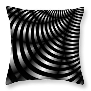Symphony Throw Pillow by Christy Leigh