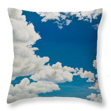 Symphony Throw Pillow