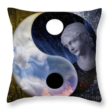 Taodream Throw Pillow