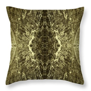 Tessellation No. 4 Throw Pillow