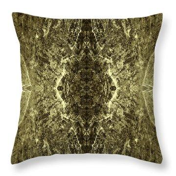 Tessellation No. 4 Throw Pillow by David Gordon