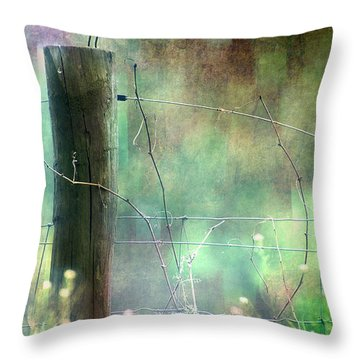That Place Between Awake And Asleep Throw Pillow