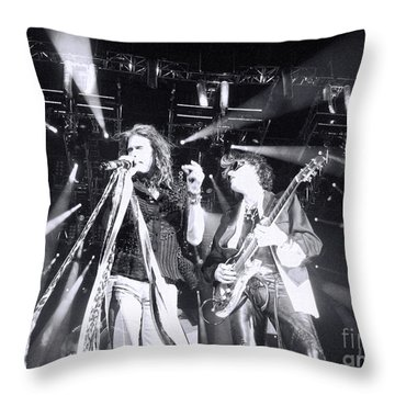 The Boyz Throw Pillow by Traci Cottingham