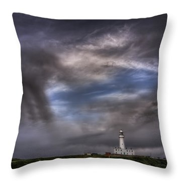 The Call To Arms Throw Pillow