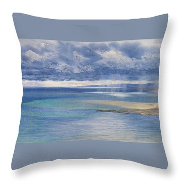 Taormina Throw Pillows