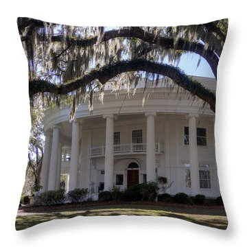 The Crescent 2 Throw Pillow by Dan Wells