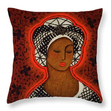 The Dawn Of Knowing Throw Pillow