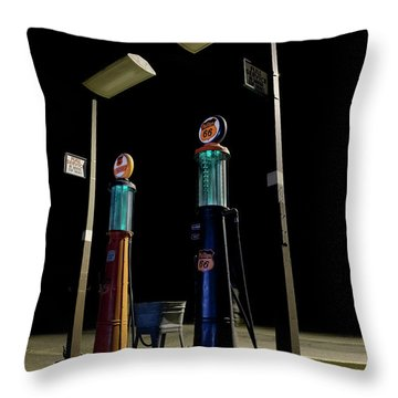 The Forgotten Faithful Throw Pillow