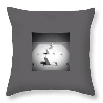 Follow Throw Pillows