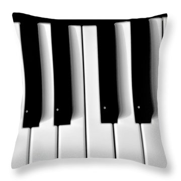 The Keys To The Kingdom Throw Pillow by Bill Cannon