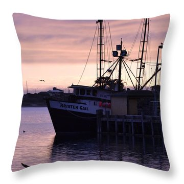 The Kristen Gail Throw Pillow by Zawhaus Photography