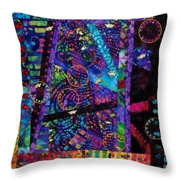 The Little Pond Out Back Throw Pillow
