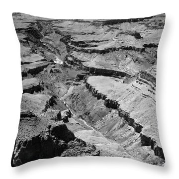 The Mighty Colorado Throw Pillow