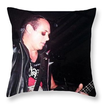 The Misfits 2 Throw Pillow