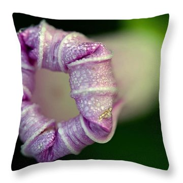 The Possibility Throw Pillow by Melanie Moraga