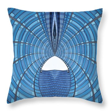 The Spider - Archifou 29 Throw Pillow by Aimelle