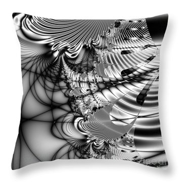 The Web We Weave . Square Throw Pillow