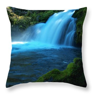 Thee Elusive Beast Throw Pillow