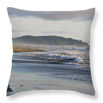 Thinking Of You Throw Pillow by Pamela Patch