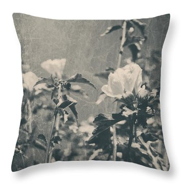 This Glorious Sadness Throw Pillow by Laurie Search