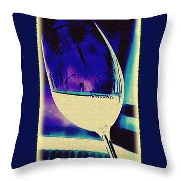 Throw Pillow featuring the photograph This Moment by Paula Ayers