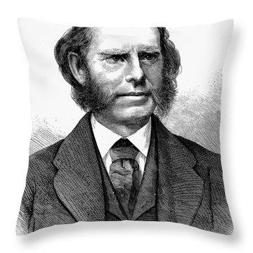 Thomas De Witt Talmadge Throw Pillow by Granger