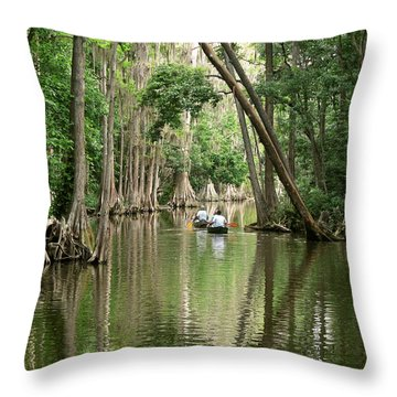 Timeless Passage Throw Pillow